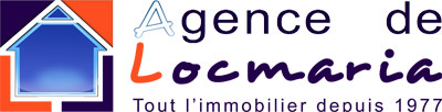 AGENCE IMMOBILIERE DE LOCMARIA - Back home